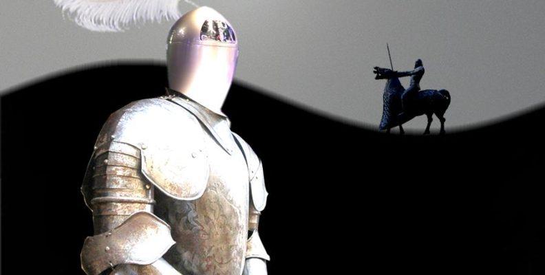 Biały rycerz