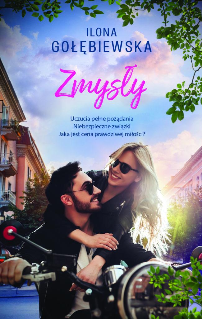 Zmysły_Ilona Gołębiewska_front_CMYK